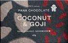 Pana Raw Chocolate Coconut & Goji 45 g