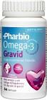 Pharbio Omega-3 Gravid 60 kapslar