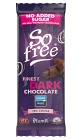 Plamil So Free No Added Sugar Dark Chocolate 35 g