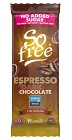 Plamil So Free No Added Sugar Espresso Chocolate 35 g