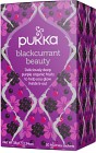 Pukka Blackcurrant Beauty Tea 20 tepåsar