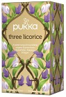 Pukka Three Licorice 20 tepåsar