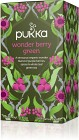 Pukka Wonder Berry Green 20 tepåsar