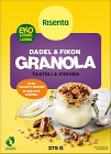 Risenta Dadlar & Fikon Granola 375 g