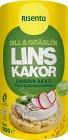 Risenta Linskakor Dill & Gräslök 122 g