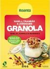 Risenta Vanilj & Jordgubb Granola 375 g
