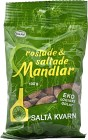 Saltå Kvarn Rostade Mandlar 100 g