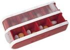 Schine Pill Box Small Röd
