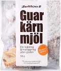Sellton Guarkärnmjöl 50 g