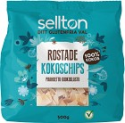 Sellton Rostade Kokoschips 500 g