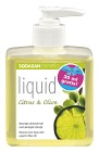 Sodasan Liquid Citrus & Olive 330 ml