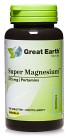Great Earth Super Magnesium 375 mg 100 tabletter