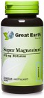 Great Earth Super Magnesium 375 mg  60 kapslar