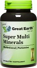 Great Earth Super Multi Minerals Extra 90 tabletter