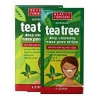 Tea Tree Nose Pore Strips 6 st