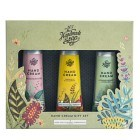 The Handmade Soap Co Hand Cream Gift Set