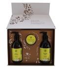 The Handmade Soap Co Lemongrass Gift Box