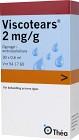 Viscotears, ögongel i endosbehållare 2 mg/g 30 x 0,6 ml