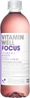 Vitamin Well Focus Svarta Vinbär 500 ml