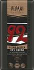 Vivani Panama Mörk Choklad 92% 80 g