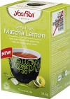 Yogi Tea Green Tea Matcha Lemon 17 tepåsar