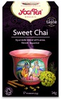 Yogi Tea Sweet Chai 17 tepåsar