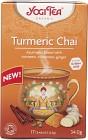 Yogi Tea Turmeric Chai 17 tepåsar