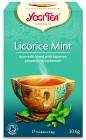 YogiTea Licorice Mint 17 tepåsar