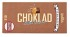 Clean Eating Choklad Salted Caramel 100 g