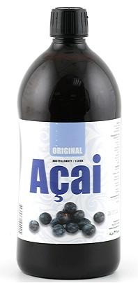 acai bär dryck