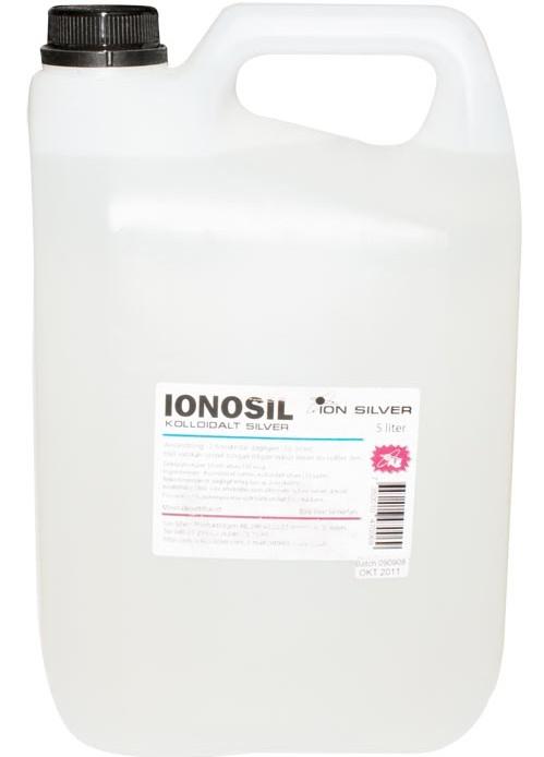 ionosil kolloidalt silver