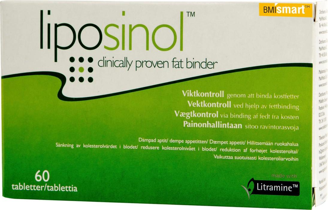 glucosanol 60 tabletter