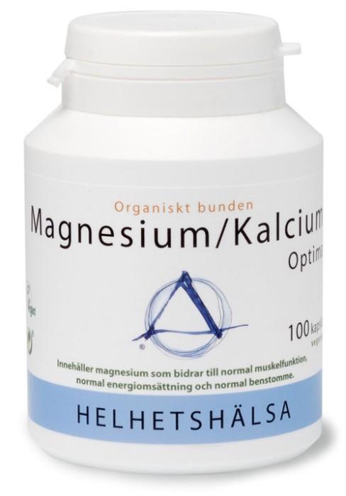 helhetshälsa magnesium optimal