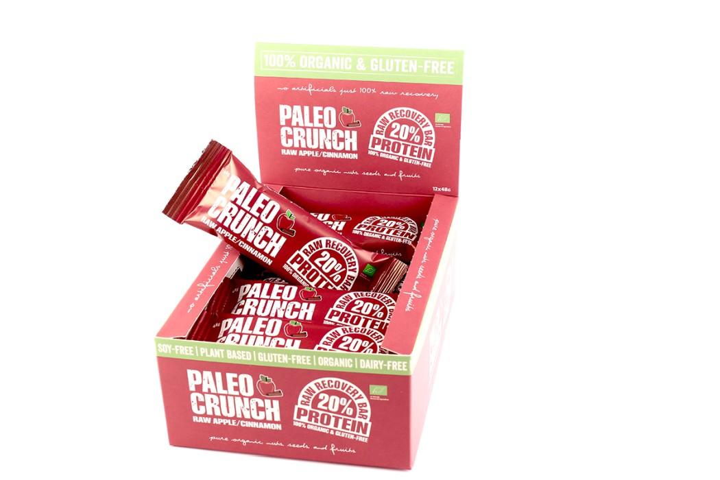 paleo crunch raw